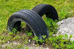 Автомобильные отходы